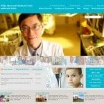 White Memorial Medical Center Web Site