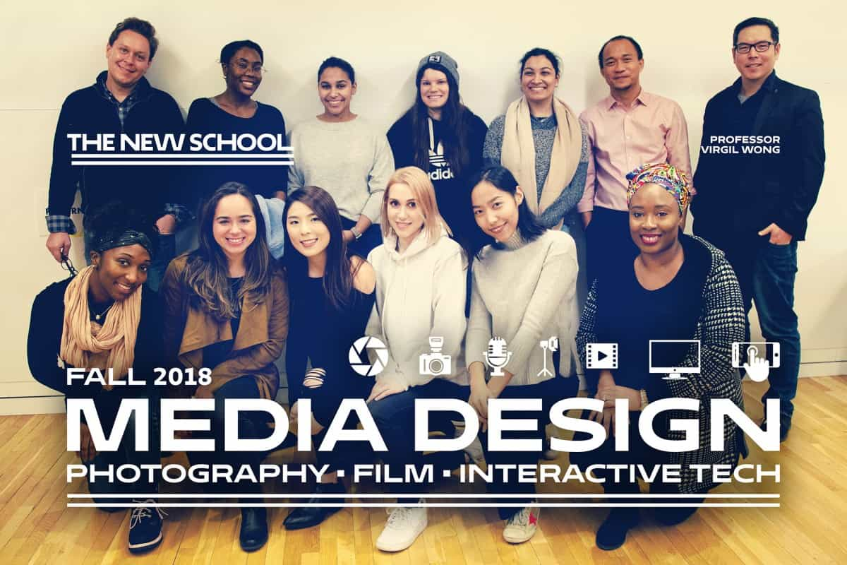 Media Design at The New School